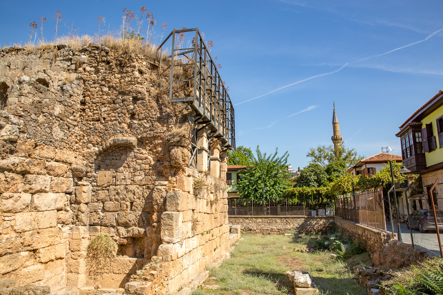 Antalya vroeger
