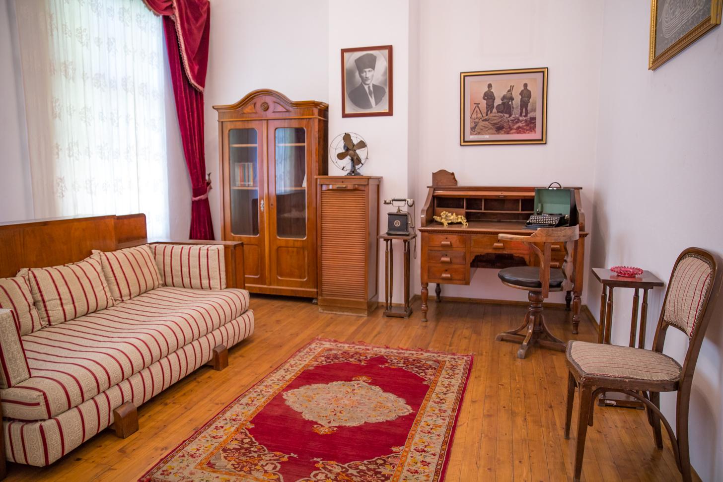 Atatürks House Museum