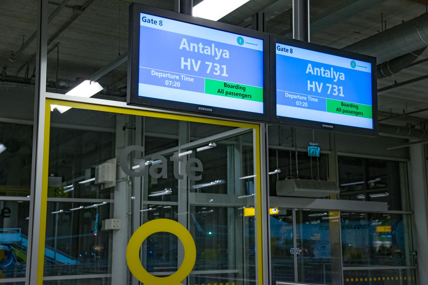Vanuit Nederland naar Antalya vliegen