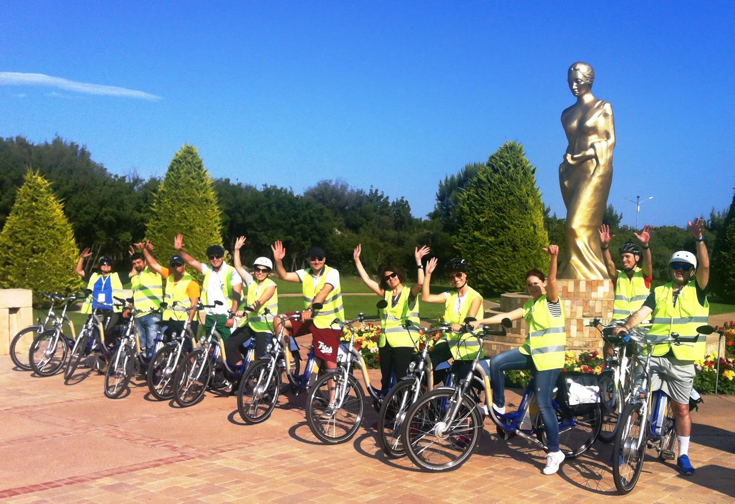 Antalya fietstocht met gids